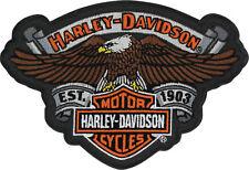 """Harley-Davidson Aufnäher/Emblem """"EAGLE RELIC"""" Patch *EM1170393*"""