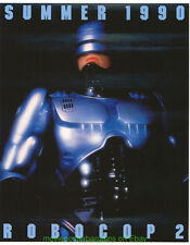 ROBOCOP II MOVIE POSTER Advance Style 13x20 Inch Original MINI SHEET
