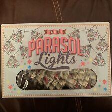 Jemerity Jones 10  Party Parasol Lights Mains Operated Indoor Use Only