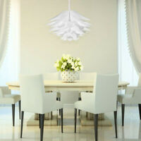 Feather Ceiling Pandant Light Shade Nordic Style Chandelier Lampshade Use Supply