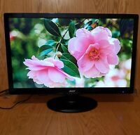 "Acer 21.5"" inch Full HD DVI (HDCP) VGA Widescreen LED Backlight Monitor"
