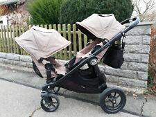 Baby Jogger City Select Quartz Black frame Zwillinge-/ Geschwisterwagen