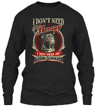 Teespring Cane Corso Therapy T-Shirt Classic Long Sleeve Tee