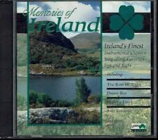 Memories of Ireland CD Laserlight Celtic 1998 Delta Music Rose of Tralee Molly M