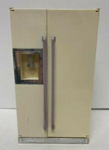 Vintage Tyco Kitchen Littles Barbie Refrigerator Needs TLC for OOAK Repaint