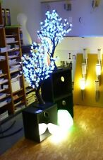 Magic Pyramid,LED Baum, Blüten weiß, japanisch, Kunststoff, massiv, Dekoration