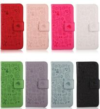 Witch leather protective sleeve iphone 5