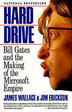 USED (GD) Hard Drive: Bill Gates and the Making of the Microsoft Empire by James