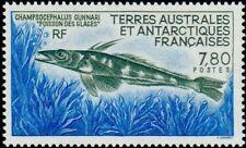 """TERRES AUSTRALES N° 161 """" FAUNE, POISSON DES GLACES 7 F. 80"""" NEUF xx TTB"""