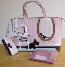 Radley Tearaway Signature Handbag - BNWT - WORLDWIDE POSTAGE