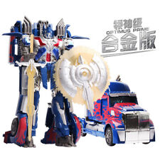30CM Optimus Prime Transformers  Car Robot Toy New With Box