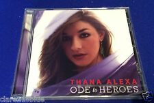neuf emballé Thana Alexa Ode à HEROES CD JAZZ ROCK POP