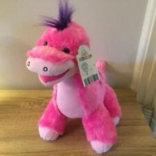 Build A Bear Factory Pink Apatosaurus Dino Usa Excl Bnwt