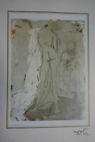 """Salvador Dali Die Bibel """"Susanna und die Alten"""" 16/40"""
