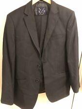 Studio Ferrera Navy Dress Pants And Jacket Suit