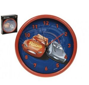 Disney Cars lightning McQueen & Jackson Storm Bedroom Wall Clock Gift Present