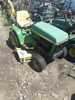 John Deere 210 Riding Lawn Tractor