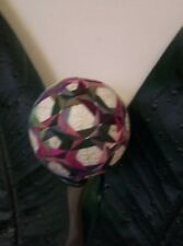 """Beautiful 4"""" Handmade Japanese Temari Ball"""