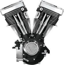 Harley Davidson Glide Classico Softail - Motore v80 Nero - S&S Bici