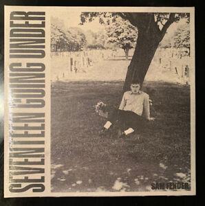 Sam Fender - Seventeen Going Under - Limited White Marble Vinyl LP New + Sealed