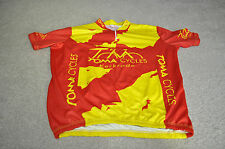 VERMARC  CYCLING JERSEY / TOP MEN  SIZE 58