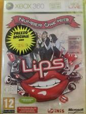 NUMBER ONE HITS LIPS - Videogiochi per XBOX 360