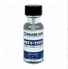 Walker Mity-Tite Adhesive 1/2 oz Hairpiece & wigs glue.