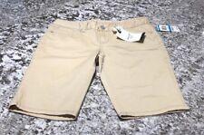 American Rag Co Junior Sz 9 Seattle Safari Khaki  Bermuda Short