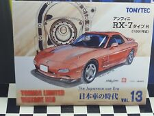 TOMICA 1991 MAZDA RX-7 NEW IN BOX TOMICA LIMITED NEO SERIES 1:64 SCALE