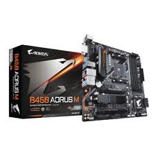 Gigabyte b450 Aorus M AMD Socket am4 Micro ATX RGB Mainboard