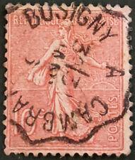 Stamp France 1903 10c Sower Used