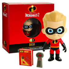 "Incredibles 2 - Dash 5 Star 4"" High Quality Display Vinyl Figure Ideal Gift"