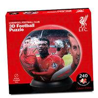 3D PUZZLE BALL LIVERPOOL PAUL LAMOND JIGSAW 240 PIECES