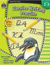 Ready-Set-Learn: Cursive Writing Practice Grd 2-3 (Ready, Set, Learn Series)