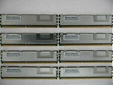 32GB(8x4GB)PC2-5300 ECC Fb-dimm Server Speicher Ram für Dell Poweredge 2950 III
