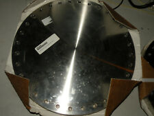 """New High Vacuum Flange CF Conflat 14.50""""  Blank Non Rot 1450-000N Nor-Cal?"""