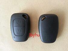 Remote Key FOB Case For Renault Opel Vauxhall Nissan Vivaro Traffic Primastar