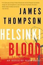 An Inspector Vaara Novel: Helsinki Blood 4 by James Thompson (2013, Hardcover)