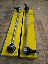 FOR VW GOLF MK5 MK6 PASSAT JETTA 2X FRONT ANTI ROLL BAR DROP LINK STABILISER ROD