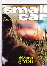 SMALL CAR Magazine -  JUNE 1964