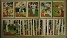 2010 Topps Boston Red Sox Team Set with Update 40 Cards David Ortiz Pedroia