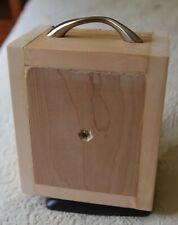 Pinhole 4 x 5 Wood Film Camera # 530
