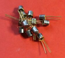 Transistors silicon KT501M = BCY39, BCY95B, TCH99B USSR Lot of 6 pcs