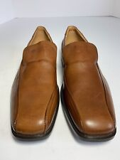 Structure Mens Slip On Size 12 D Brown MS -20 Made In Itsly