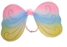 Kids / Girls Rainbow Small Fairy Wing For Little  Real Princess