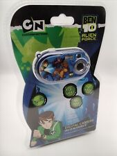 Ben 10 Alien Force Digitalkamera Cartoon Network Windows 2000 2mpx 16mg OVP