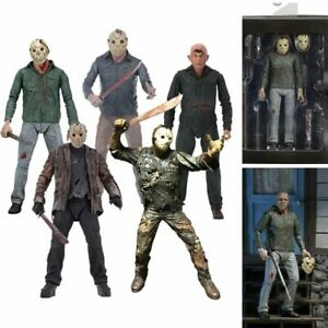 Neca Friday The 13th Jason Voorhees Action Figure Toys Gift Collection PVC Model