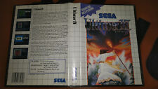# Sega Master System-ultima 4 incl. Map-TOP/MS gioco #