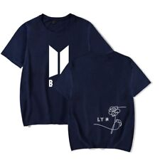 Kpop BTS LOVE YOURSELF 承 Her T-shirt Bangtan Boys J-HOPE Unisex Top Tee Tshirt