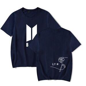 Kpop BTS LOVE YOURSELF 承 Her T-shirt Bangtan Boys J-HOPE Unisex Top Tee Tshirt
